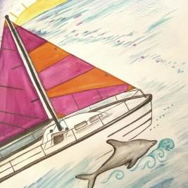 sailing soleil