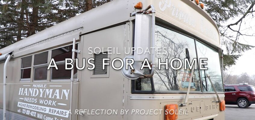 a bus for a home